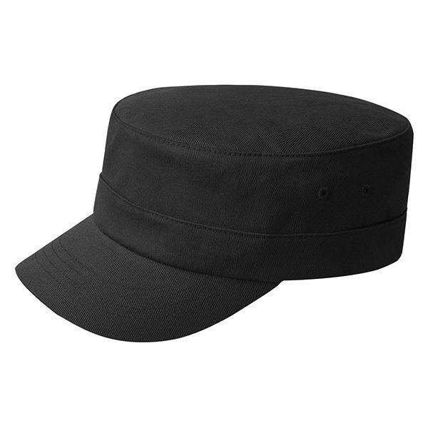 Topi komando hitam 1