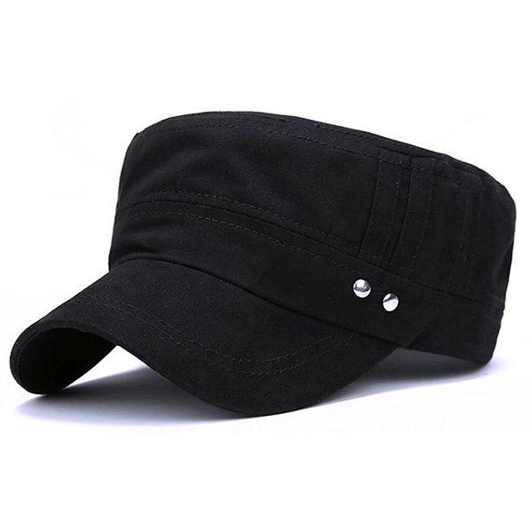 Topi komando hitam 2